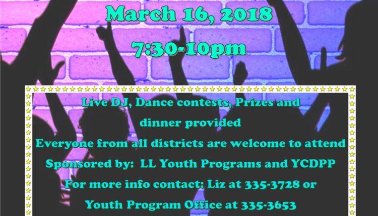 March Dance 2018