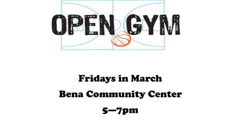 Open Gym at Bena