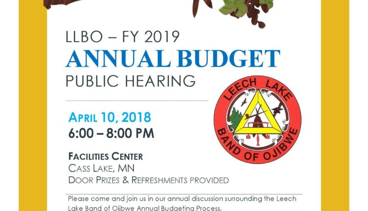 FY 2019 Budget Hearing District III (002)