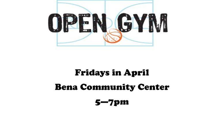 Open Gym -Bena April 2018