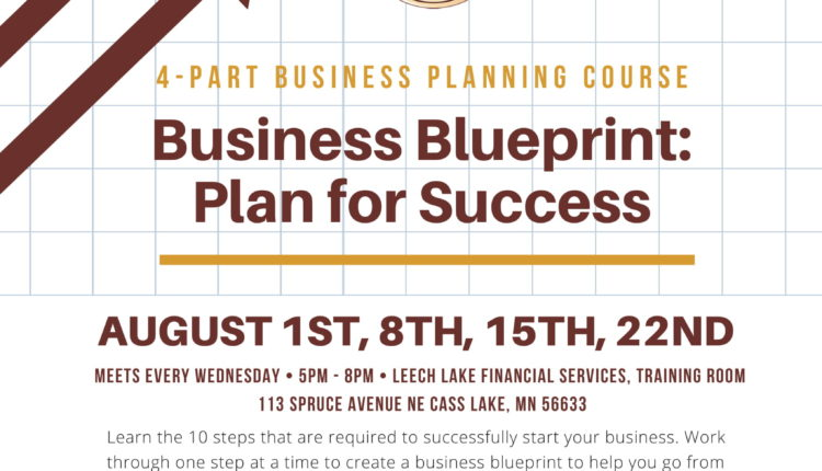 Business Blueprint -Cass Lake-2-1