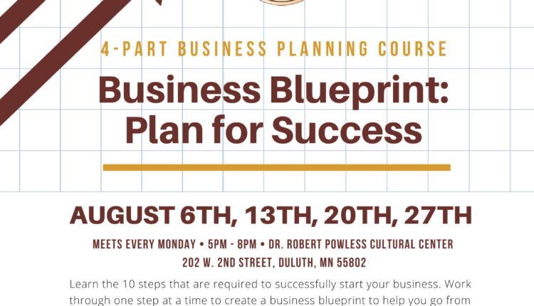Business Blueprint -Duluth-1