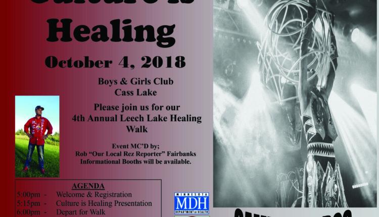 4th Annual LL Healing Walk